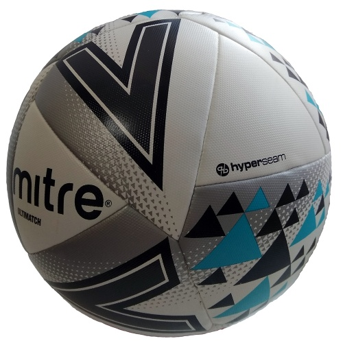 Мяч футбольный MITRE ULTIMATCH HP L20P, №5, BB1117YOU фото 2