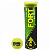 Мяч для тенниса Dunlop Fort All Court