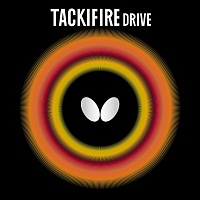 Накладка Butterfly Tackifire Drive