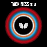 Накладкa Butterfly Tackiness Drive