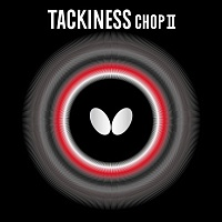 Накладкa Butterfly Tackiness Chop II